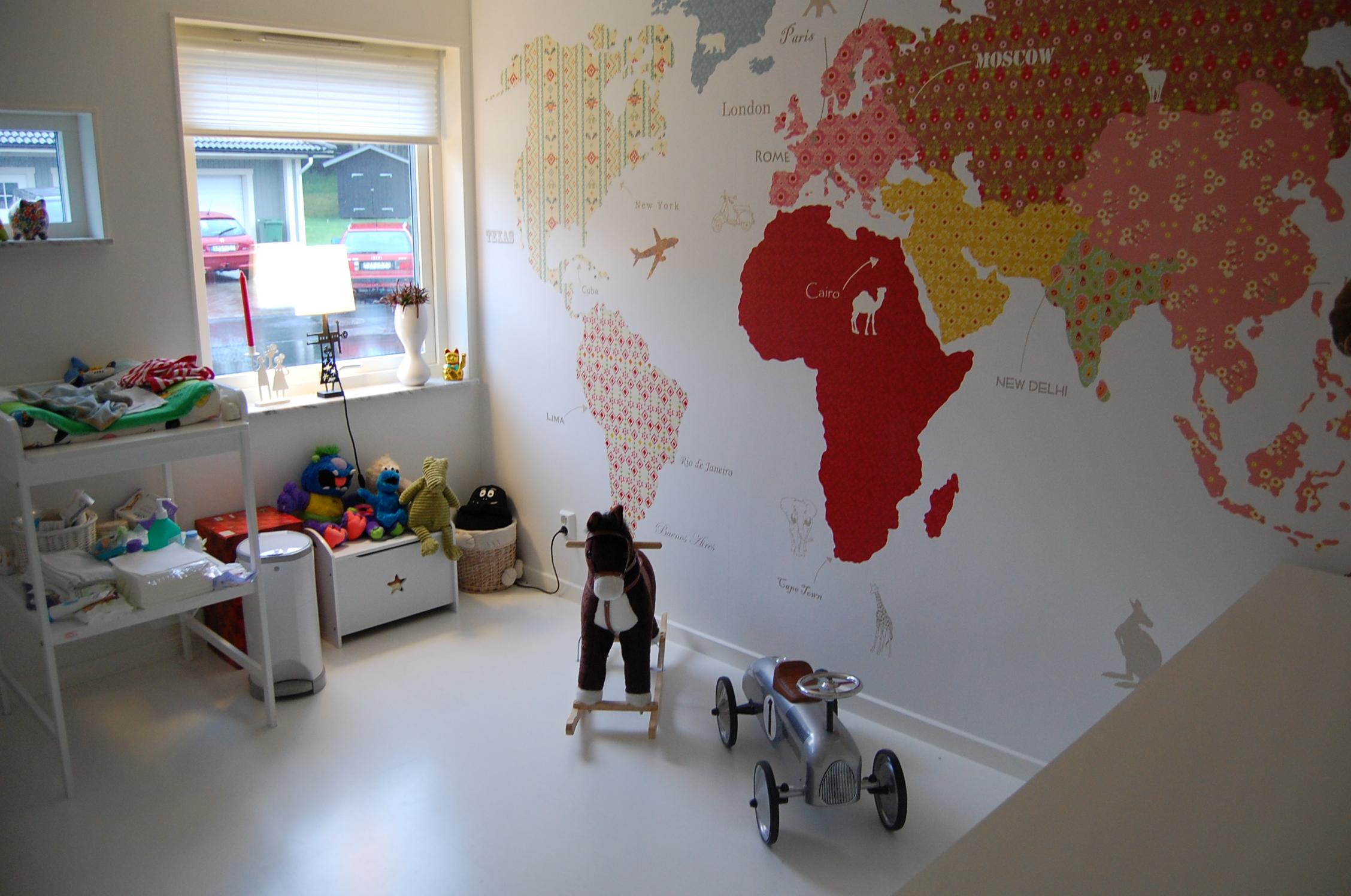 tapet karta barn tapet världskarta | som en öppen blogg 3.0 tapet karta barn